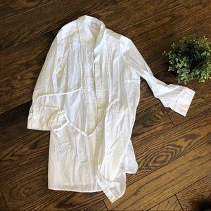 Tunic blouse maternity